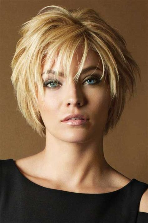 one sided bob hairstyle galleries best 10 layered bob bangs ideas on pinterest layered