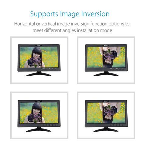 monitor ingresso bnc 10 quot tft lcd monitor bnc av vga hdmi ingresso 16 9