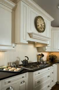 is the backsplash beadboard painted to match the ivory