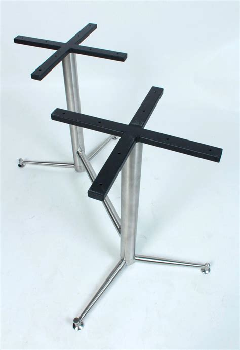 commercial table bases commercial cafe table base base002 creative furniture