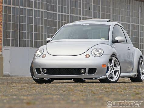 porsche volkswagen beetle 2002 vw beetle turbo s eurotuner magazine