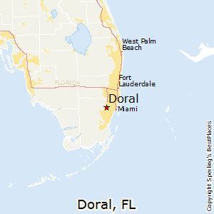 doral florida map best places to live in doral florida