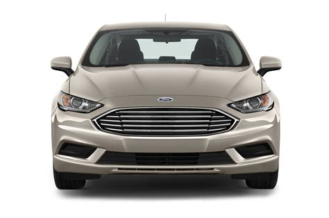 Ford Fusion Sedan 2017 Ford Fusion Reviews And Rating Motor Trend