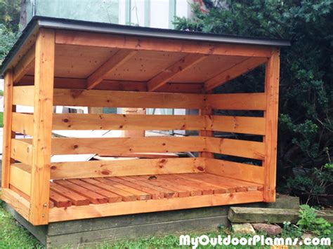 Wood Shed Ideas Backyard Wood Shed Diy Plans Backyard