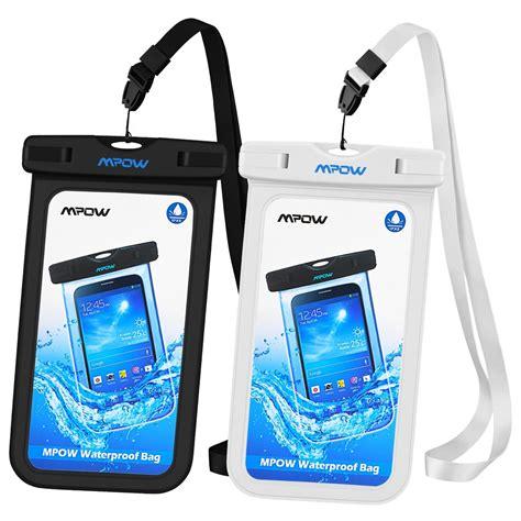 mpow universal waterproof ipx8 waterproof phone
