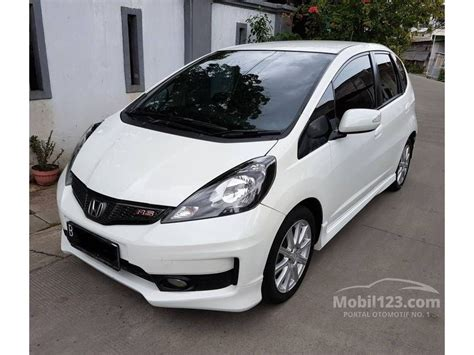 jual mobil honda jazz 2013 rs 1 5 di dki jakarta automatic hatchback putih rp 181 000 000