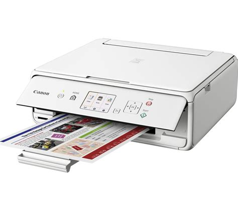 Jual Printer Inkjet Canon by Canon Pixma Ts5051 All In One Wireless Inkjet Printer