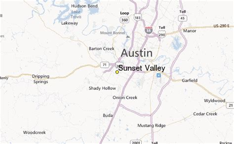 sunset texas map sunset valley weather station record historical weather for sunset valley texas