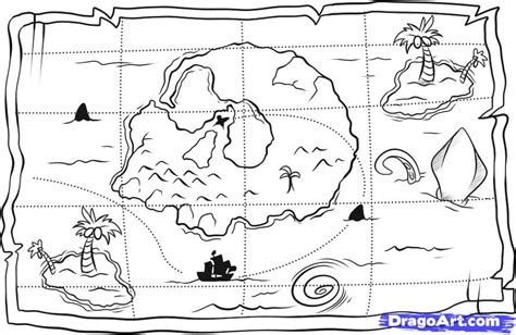 draw a map how to draw a map step by step stuff pop culture free