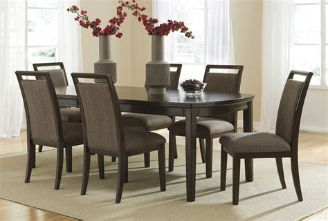 ashley dining room table buy ashley furniture lanquist rectangular dining room extension full circle