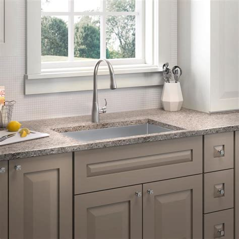 kohler strive sink reviews kohler strive undermount stainless steel 29 in single