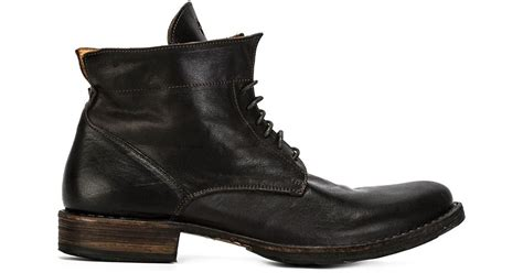 fiorentini baker eternity boots in brown for lyst