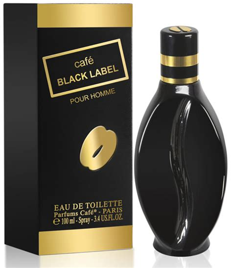 Parfum Ambassador Black Label cafe black label cafe parfums cologne a fragrance for 2010