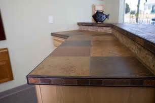 Tile Kitchen Countertop Designs by 20 Pictures Of Simple Tile Kitchen Countertops Home Decoz