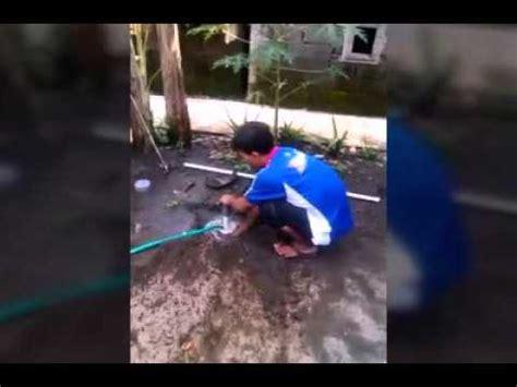 Bor Duduk Rakitan Cara Sederhana Membuat Sumur Bor Oleh Supetra Rahadiyono