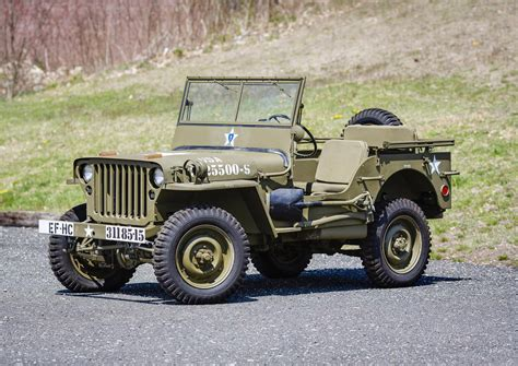 Willys Mb Jeep 1944 Willys Mb Auction Photo Gallery Autoblog