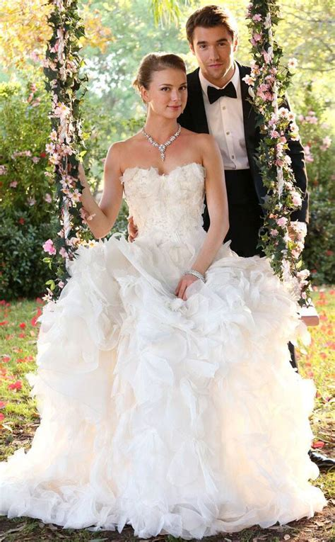Revenge from Best TV & Movie Wedding Dresses   E! News
