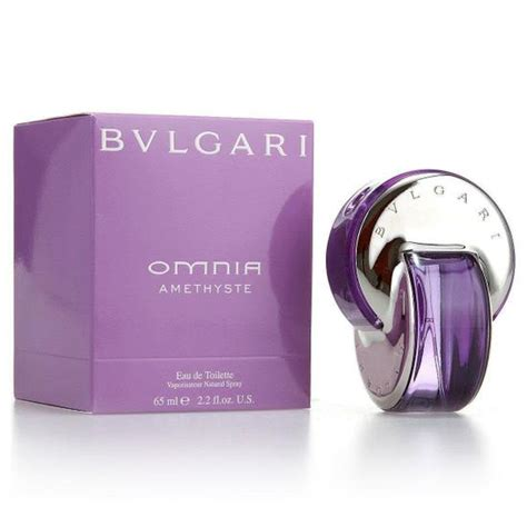 Parfum Bulgari Amethyst bvlgari omnia amethyste perfume