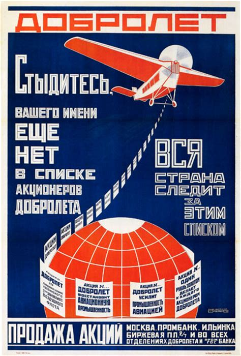 aleksander rodchenko design  history