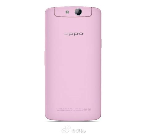 Oppo F1s Pink oppo n1 mini leaks out in blue yellow and pink variants