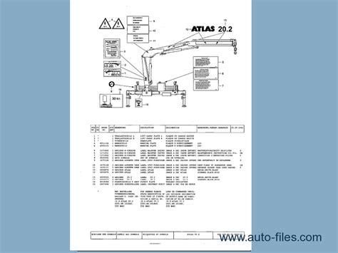 terex crane wiring diagram get free image about wiring