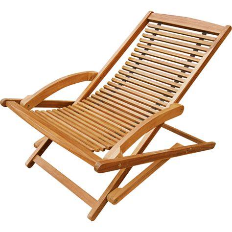 sedie sdraio in legno articoli per vidaxl sedia a sdraio con poggiapiedi in