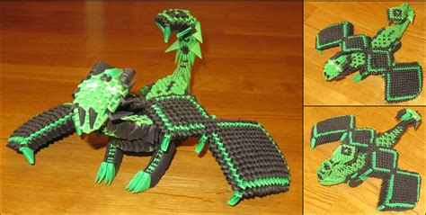 How To Make A Origami Scorpion - 3d origami scorpion by justtree on deviantart
