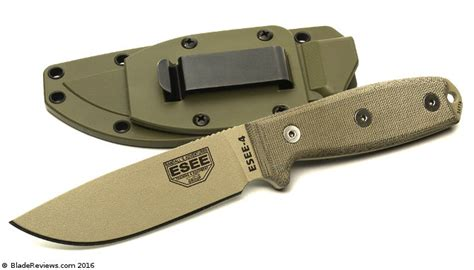 esee 4 knife esee 4 review