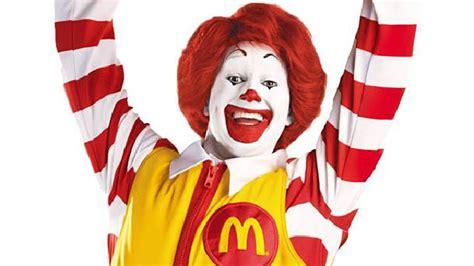 ronald donald ronald mcdonald sidelined amid clown attacks