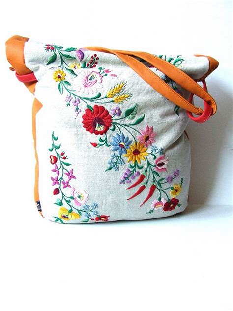 embroidery market bag httplometscom