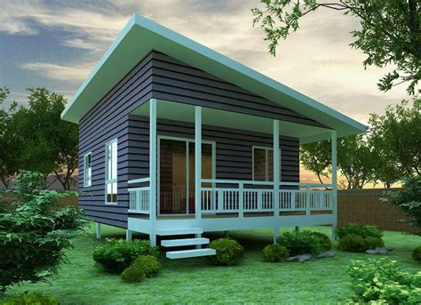 Granny Flats Kit Homes | the chalet 45 granny flat kit home