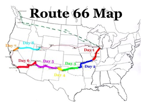 map of route 66 route 66 map related keywords route 66 map keywords keywordsking