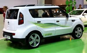 Kia Soul Hybrid Car And Driver