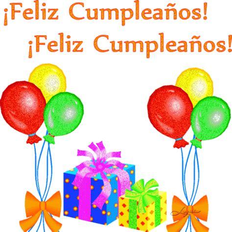 imagenes animadas feliz cumpleaños gifs animados de cumplea 241 os gifs animados