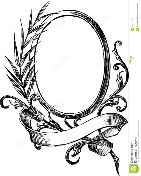 frame design drawing image gallery old mirror drawing
