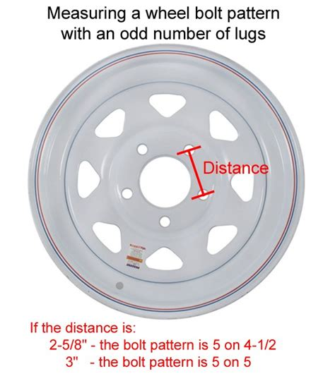 wheel bolt pattern template how to measure the bolt pattern on a 15 inch wheel with 5