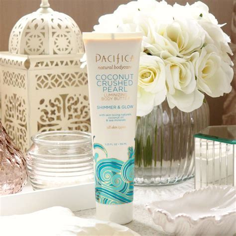 Bridal Skincare   Pacifica Body Shimmer & Glow   House of