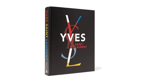 ysl biography book yves saint laurent margaux style