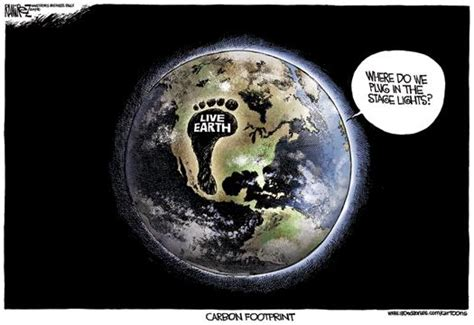 Live Earth Concerts Save Our Selves Says by Political Leading Malaysian Neocon