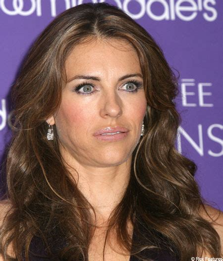 Elizabeth Hurley Faces Time Hollyscoop by Hurley S Heading South Metro News