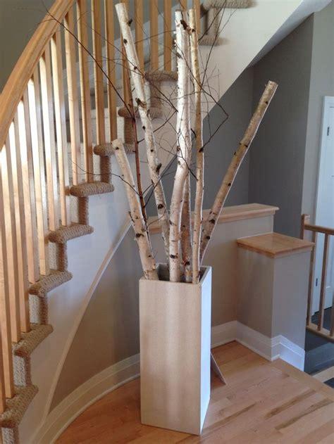image result  floor vases  birch limbs decor
