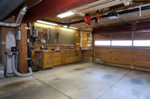 sinks master bath: huge garage with  car side by side and workshop area