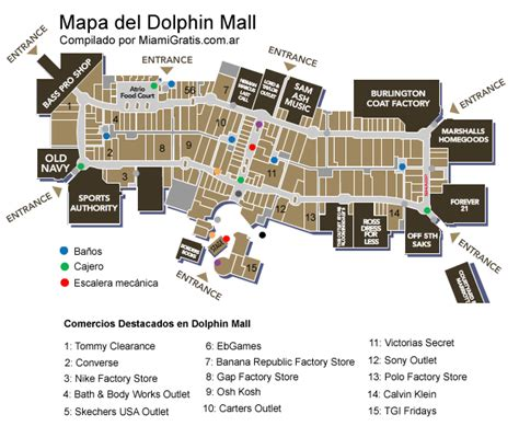 Home Design Store Denver by Dolphin Mall Map Map3