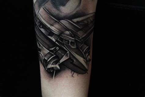 black and grey tattoo artists da plane black and gray mike demasi junkies