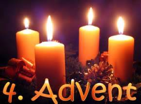 Christmas is preceded by advent which lasts between three and four