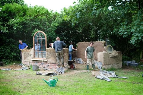 build your house we show you how to build your own eco cob house or studio