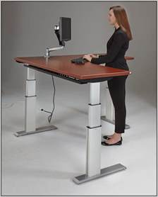 electric adjustable desk legs electric standing desk legs desk home design ideas