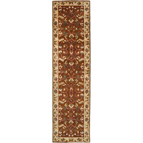 10 ft runner rug artistic weavers beslau 2 ft 6 in x 10 ft rug runner beslau 2610 the home depot