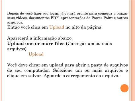 tutorial de apresentação no powerpoint tutorial de como postar apresenta 231 245 es power point no blog