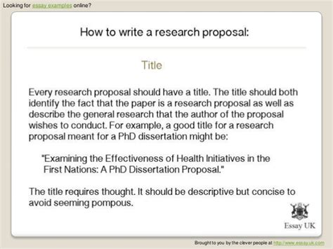 How To Make A Title For A Research Paper - exle of a research outline best and
